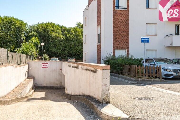 Parking Le Berceau - Les Réaux - Elancourt gardien