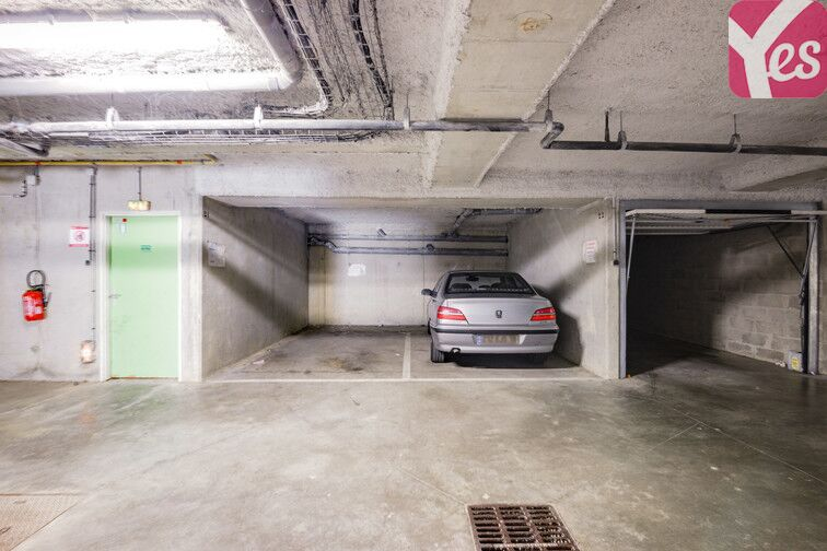 Parking Le Pont du Routoir - rue des Rougon Macquart - Guyancourt 29 rue des Rougon Macquart