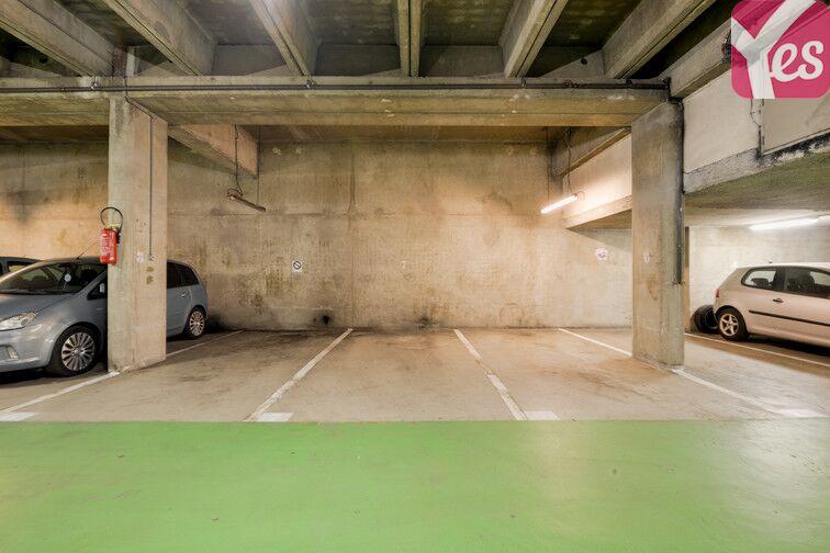 Parking Saint-Quentin - Montigny-le-Bretonneux box