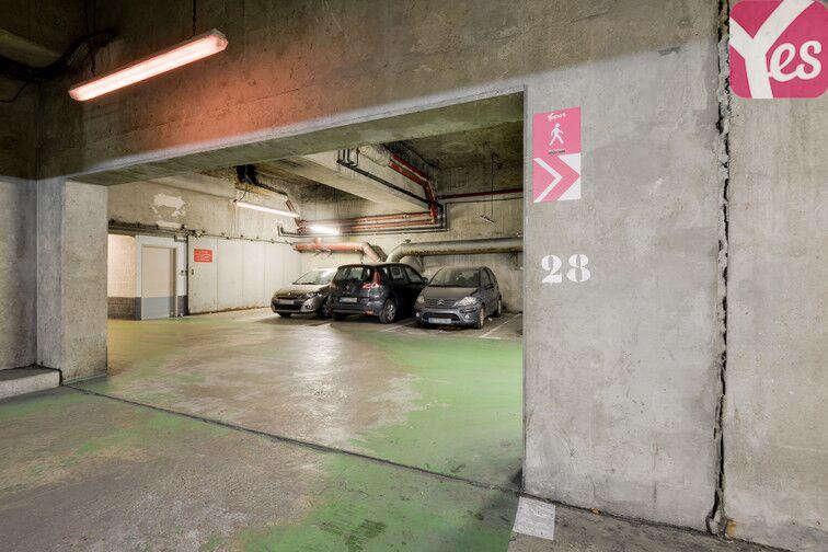 Parking Saint-Quentin - Montigny-le-Bretonneux sécurisé