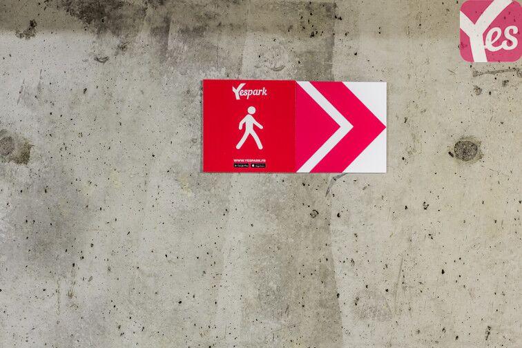 Parking La Sourderie Nord - Montigny-le-Bretonneux pas cher
