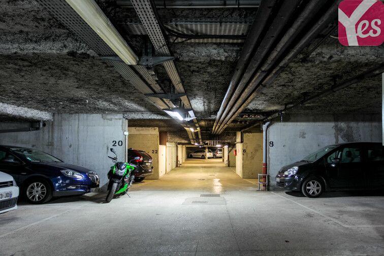 Parking La Sourderie Nord - Montigny-le-Bretonneux location mensuelle