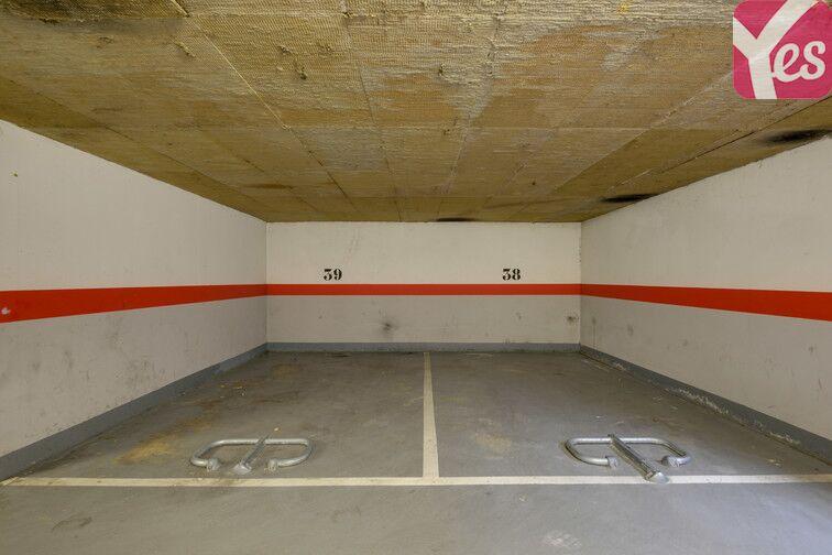 Parking Aqueduc - Plaisir caméra