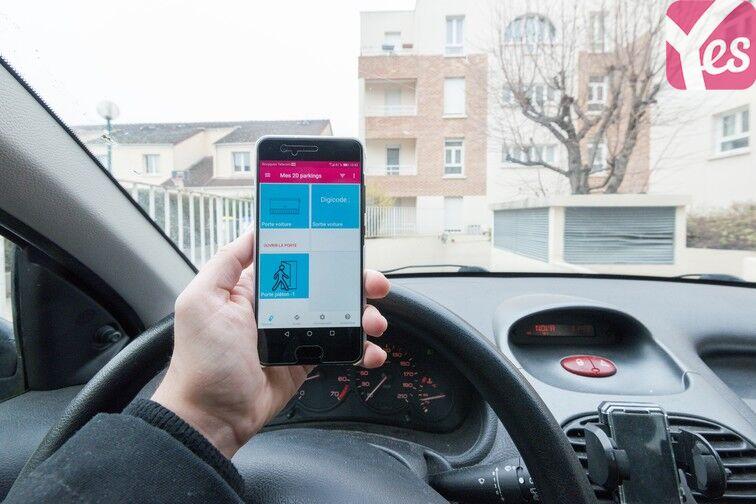 Parking Aqueduc - Plaisir 144 rue Marcel Pagnol