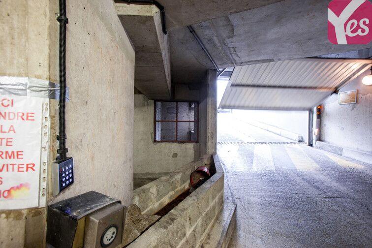 Parking Foch - Les Sablons - Poissy avis