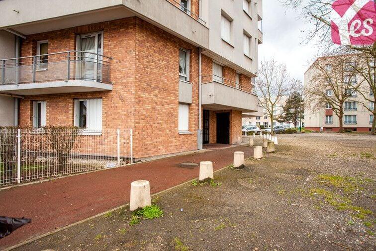 Parking Foch - Les Sablons - Poissy box