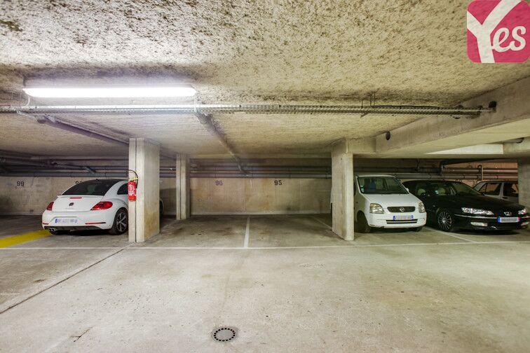 Parking Foch - Les Sablons - Poissy sécurisé