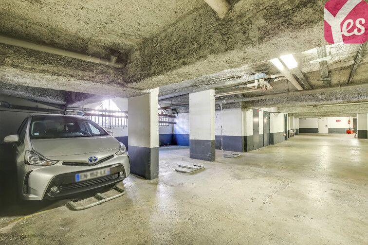 Parking Ormetteau Port - Esplanade des Abymes - Créteil location mensuelle