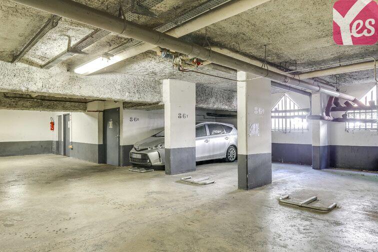 Parking Ormetteau Port - Esplanade des Abymes - Créteil Créteil
