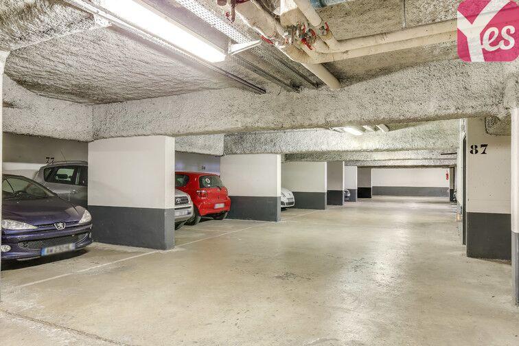 Parking Ormetteau Port - Esplanade des Abymes - Créteil sécurisé