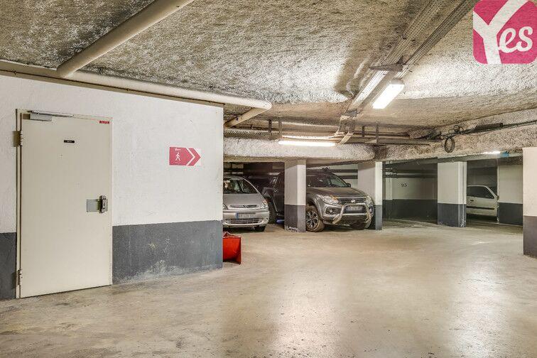 Parking Ormetteau Port - Esplanade des Abymes - Créteil caméra