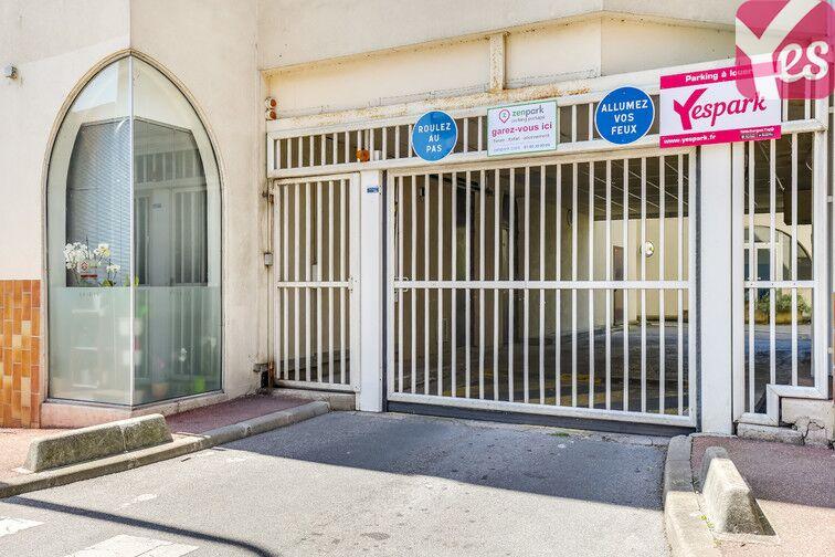 Parking Ormetteau Port - Esplanade des Abymes - Créteil à louer