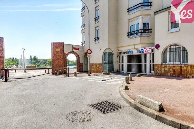 Parking Ormetteau Port - Esplanade des Abymes - Créteil 9 esplanade des Abymes