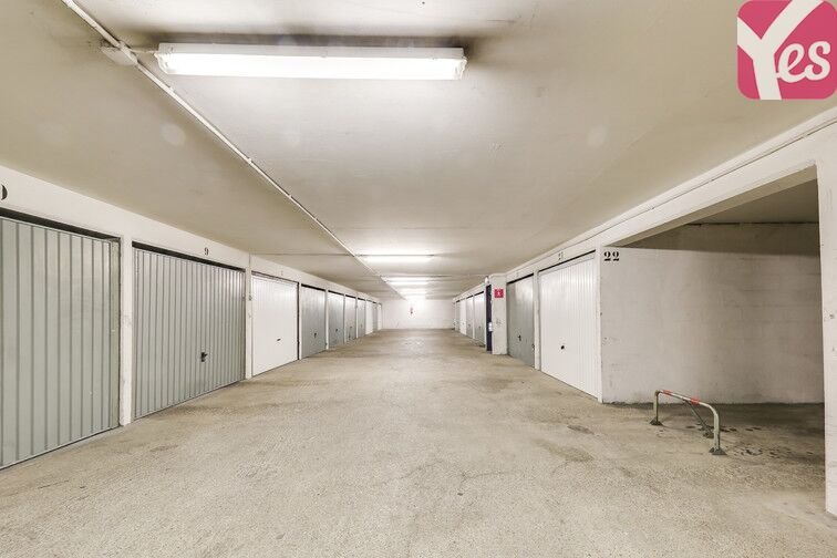 Parking La Source - Créteil sécurisé