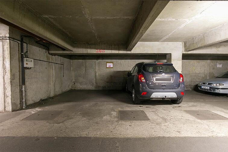 Parking Pointe du Lac - Créteil location mensuelle