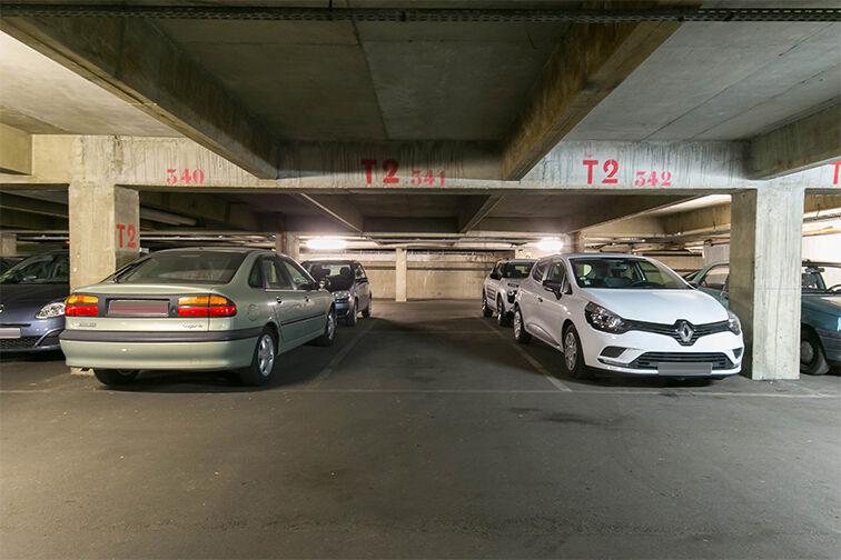 Parking Pointe du Lac - Créteil 94000