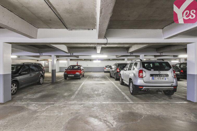 Parking Jean Zay - Fontenay-sous-Bois avis