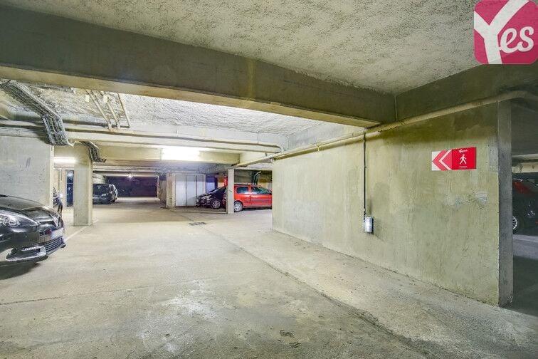 Parking Belleville - Saint-Maur - Couronnes 24/24 7/7