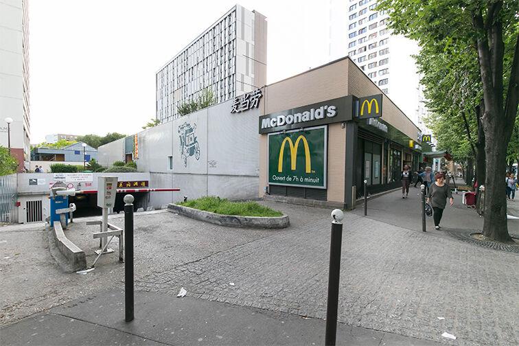 Parking Olympiades - Porte de Choisy - Paris 13 24/24 7/7