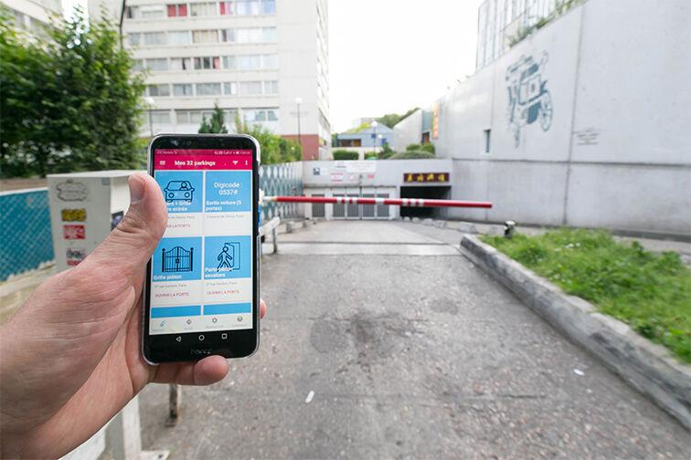 Location parking Olympiades - Porte de Choisy - Paris 13