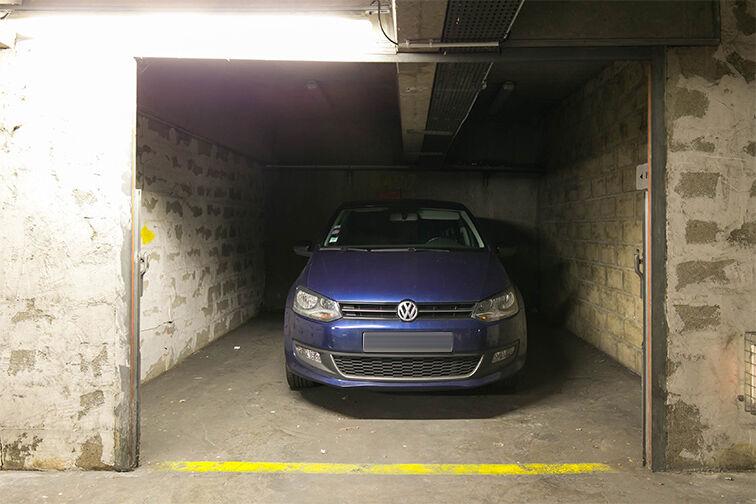 Parking Olympiades - Porte de Choisy - Paris 13 5 avenue de Choisy