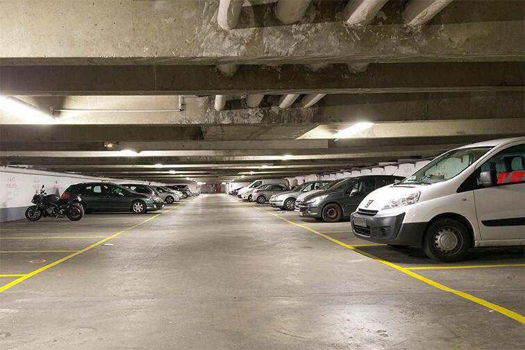 Parking Olympiades - Porte de Choisy - Paris 13 75013