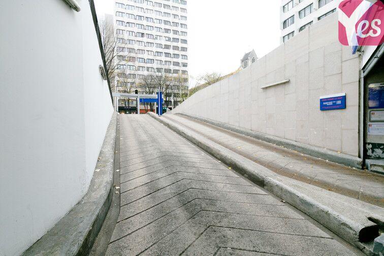 Parking Paris 13 - Olympiades - Choisy - Porte de Choisy avis