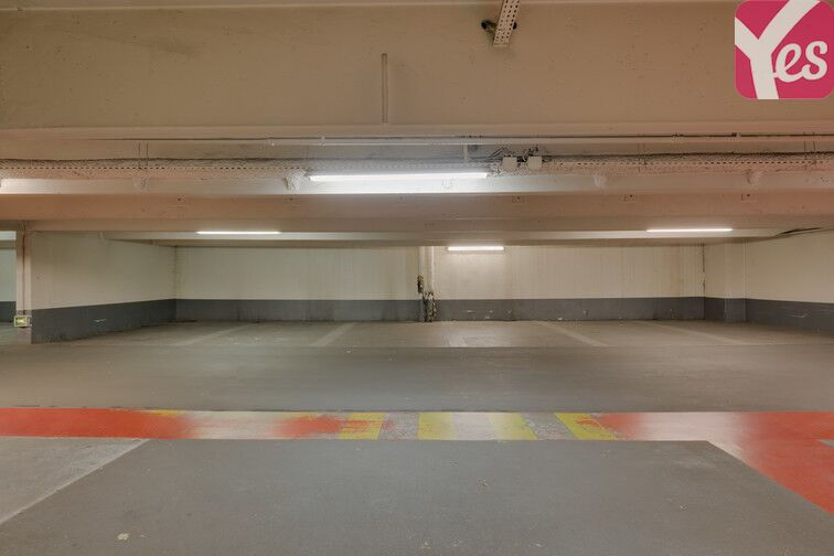 Parking Paris 13 - Olympiades - Choisy - Porte de Choisy sécurisé