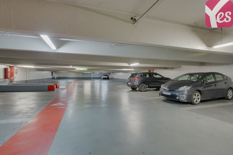 Parking Paris 13 - Olympiades - Choisy - Porte de Choisy pas cher