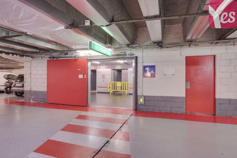 Parking Paris 13 - Olympiades - Choisy - Porte de Choisy 75013