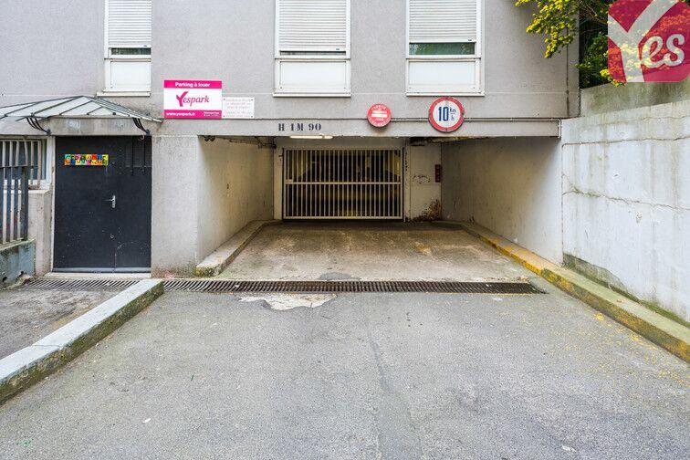Parking Plaisance - rue d'Alésia garage
