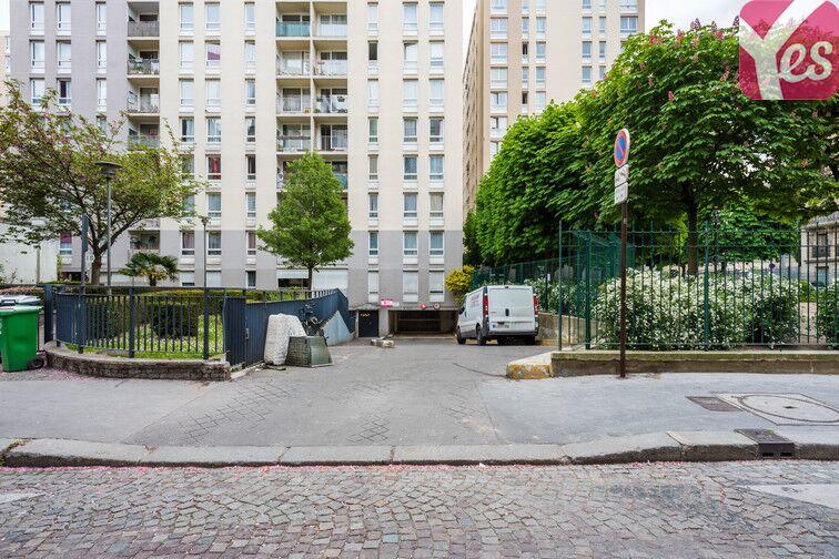 Parking Plaisance - rue d'Alésia location mensuelle
