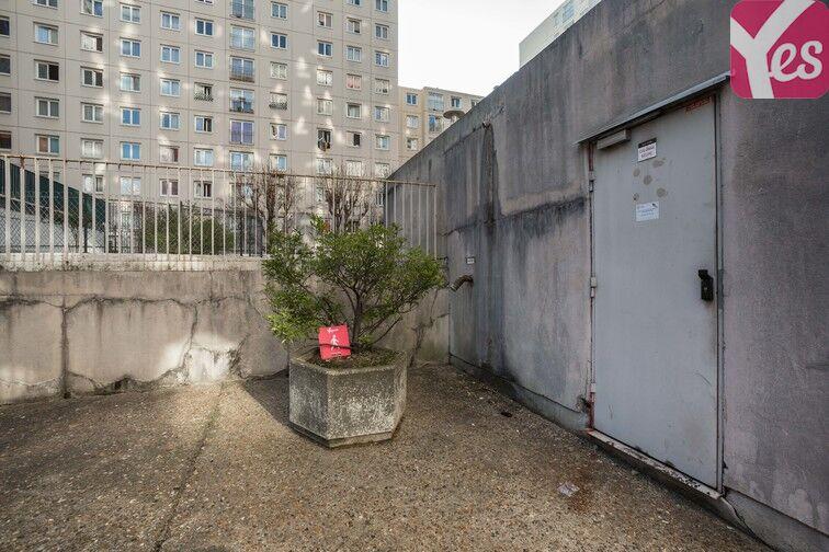 Parking Plaisance - rue d'Alésia box