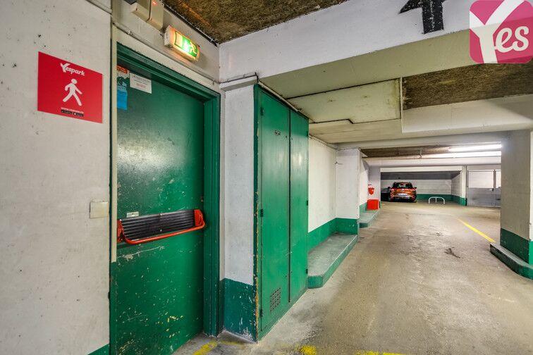 Parking Paris 14 - Didot - Porte de Vanves - Square des Jonquilles pas cher