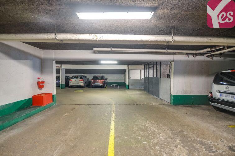 Parking Paris 14 - Didot - Porte de Vanves - Square des Jonquilles garage