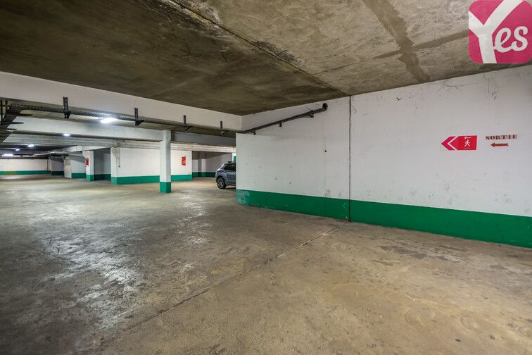 Parking Paris 14 - Didot - Porte de Vanves - Square des Jonquilles en location