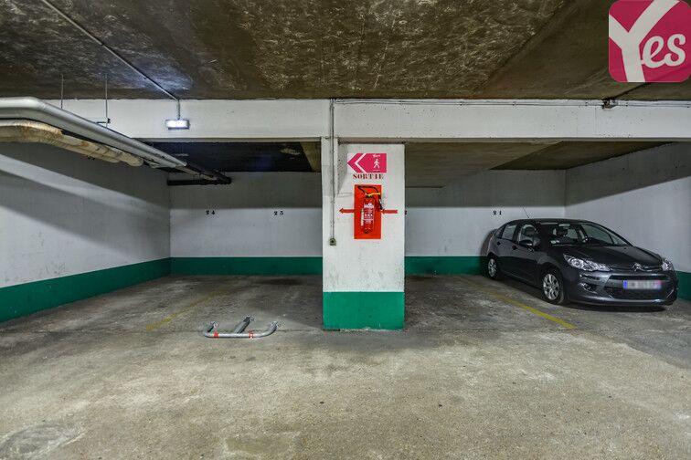 Parking Paris 14 - Didot - Porte de Vanves - Square des Jonquilles à louer