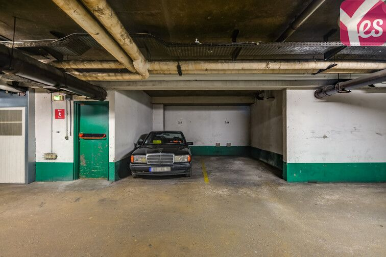 Parking Paris 14 - Didot - Porte de Vanves - Square des Jonquilles garage