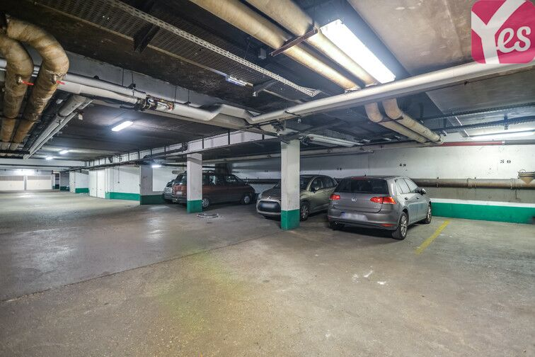 Parking Paris 14 - Didot - Porte de Vanves - Square des Jonquilles en location