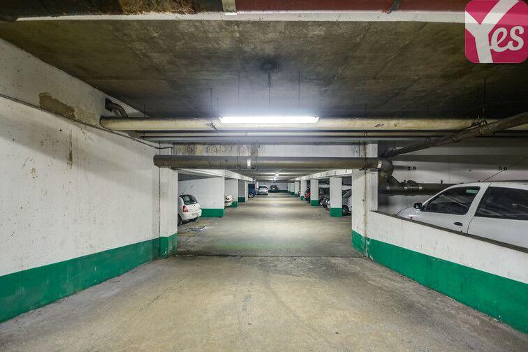 Parking Paris 14 - Didot - Porte de Vanves - Square des Jonquilles box