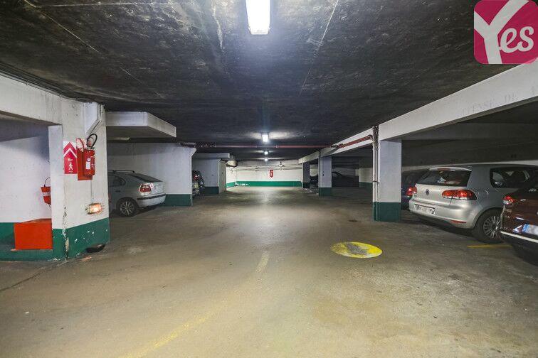 Parking Paris 14 - Didot - Porte de Vanves - Square des Jonquilles avis