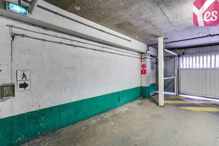 Parking Hôpital Saint-Joseph - Paris 14 Paris