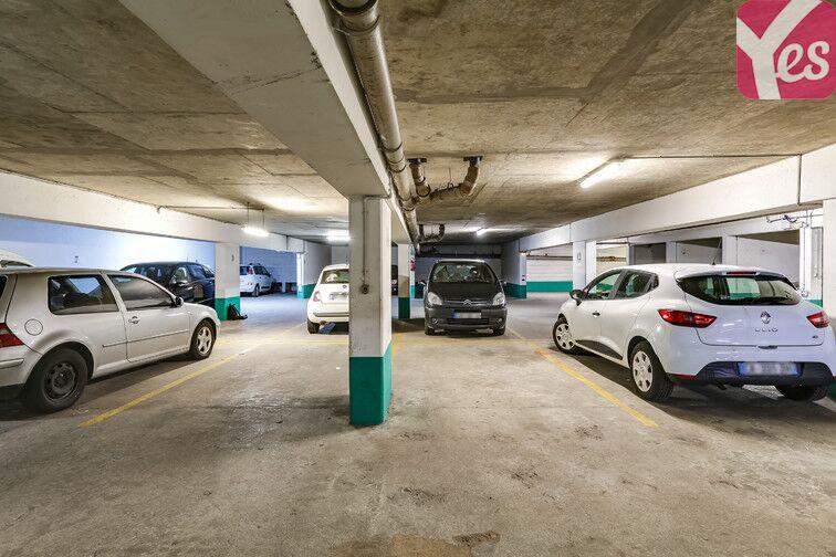 Parking Hôpital Saint-Joseph - Paris 14 sécurisé