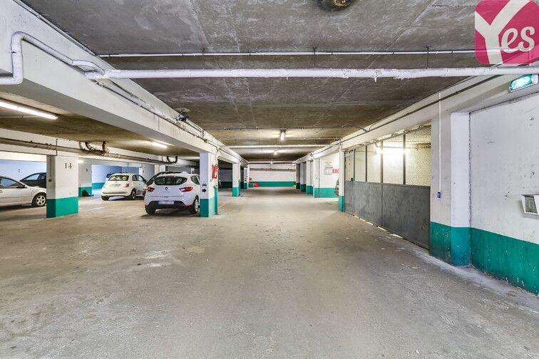 Parking Hôpital Saint-Joseph - Paris 14 180 Rue Raymond Losserand