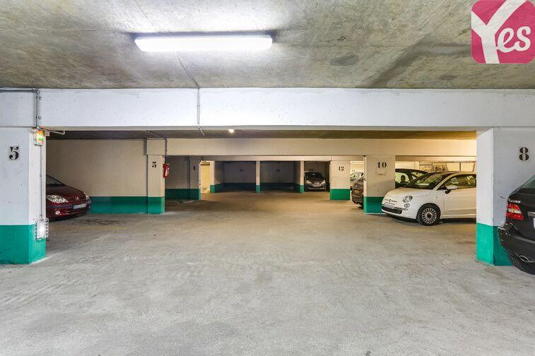 Parking Hôpital Saint-Joseph - Paris 14 75014