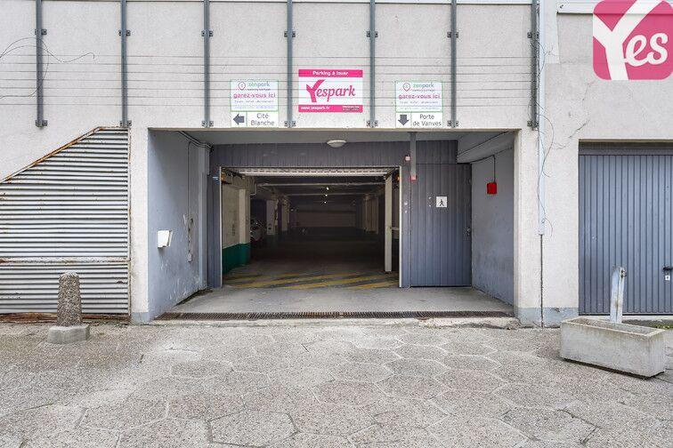 Parking Hôpital Saint-Joseph - Paris 14 garage