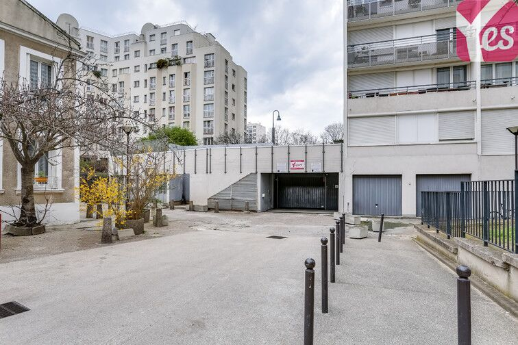 Parking Hôpital Saint-Joseph - Paris 14 box