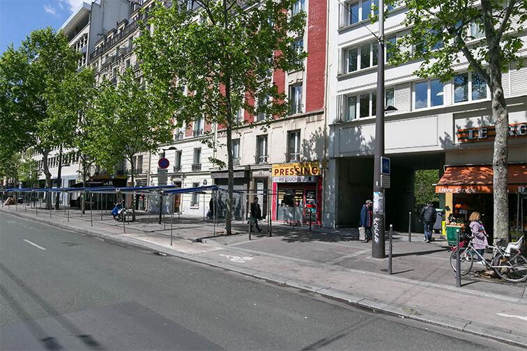 Parking Didot - Boulevard Brune - Paris 14 en location