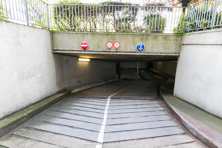 Parking Didot - Boulevard Brune - Paris 14 souterrain