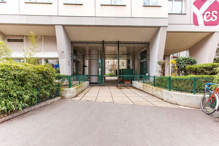 Parking Rue Didot - Paris 14 sécurisé